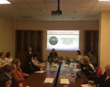 Стартовал цикл семинаров по юридическим вопросам работы клиники